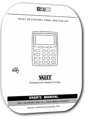 iCentral Valet-(Ness) D8 Users manual